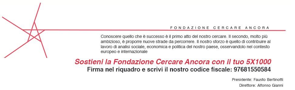 Fondazione Cercare Ancora